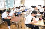 平成28年度体験入学<夜須中学校>【37】