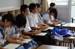 平成28年度体験入学<夜須中学校>【38】