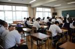 平成28年度体験入学<夜須中学校>【39】