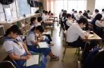 平成28年度体験入学<夜須中学校>【41】