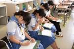 平成28年度体験入学<夜須中学校>【43】