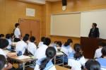 平成28年度体験入学<夜須中学校>【61】