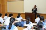 平成28年度体験入学<夜須中学校>【64】