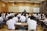 平成28年度体験入学<甘木中学校>【2】