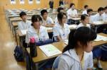 平成28年度体験入学<甘木中学校>【8】