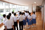 平成28年度体験入学<甘木中学校>【14】