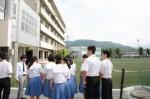 平成28年度体験入学<甘木中学校>【18】