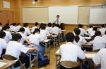 平成28年度体験入学<甘木中学校>【19】