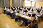 平成28年度体験入学<甘木中学校>【21】