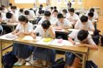 平成28年度体験入学<甘木中学校>【23】
