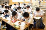 平成28年度体験入学<甘木中学校>【24】