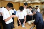 平成28年度体験入学<甘木中学校>【32】
