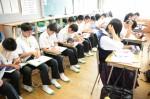 平成28年度体験入学<甘木中学校>【40】