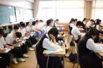 平成28年度体験入学<甘木中学校>【45】