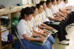 平成28年度体験入学<甘木中学校>【48】