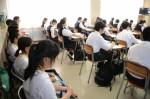 平成28年度体験入学<甘木中学校>【49】