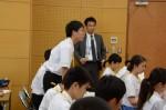 平成28年度体験入学<甘木中学校>【72】