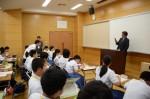 平成28年度体験入学<甘木中学校>【73】