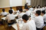 平成28年度体験入学<甘木中学校>【77】
