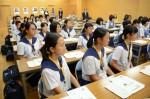 平成28年度体験入学<太宰府中学校・那珂川中学校>【9】