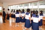 平成28年度体験入学<太宰府中学校・那珂川中学校>【21】