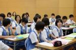 平成28年度体験入学<太宰府中学校・那珂川中学校>【26】