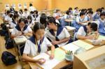 平成28年度体験入学<太宰府中学校・那珂川中学校>【30】