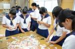 平成28年度体験入学<太宰府中学校・那珂川中学校>【43】