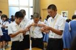 平成28年度体験入学<太宰府中学校・那珂川中学校>【44】