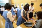 平成28年度体験入学<太宰府中学校・那珂川中学校>【45】