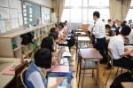 平成28年度体験入学<太宰府中学校・那珂川中学校>【47】