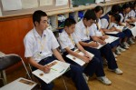 平成28年度体験入学<太宰府中学校・那珂川中学校>【54】