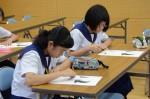 平成28年度体験入学<太宰府中学校・那珂川中学校>【59】