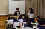 平成28年度体験入学<太宰府中学校・那珂川中学校>【73】