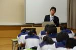 平成28年度体験入学<太宰府中学校・那珂川中学校>【74】
