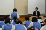 平成28年度体験入学<太宰府中学校・那珂川中学校>【76】