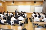 平成28年度体験入学<二日市中学校>【2】