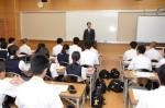 平成28年度体験入学<二日市中学校>【5】