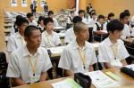 平成28年度体験入学<二日市中学校>【8】