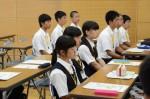 平成28年度体験入学<二日市中学校>【9】
