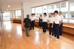 平成28年度体験入学<二日市中学校>【12】