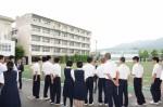 平成28年度体験入学<二日市中学校>【14】