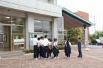平成28年度体験入学<二日市中学校>【15】