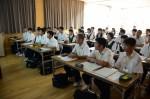 平成28年度体験入学<二日市中学校>【20】