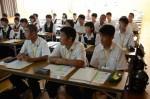 平成28年度体験入学<二日市中学校>【21】