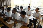 平成28年度体験入学<二日市中学校>【22】