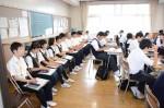 平成28年度体験入学<二日市中学校>【25】