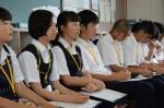 平成28年度体験入学<二日市中学校>【26】