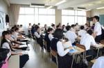 平成28年度体験入学<二日市中学校>【28】