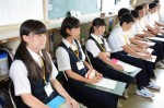 平成28年度体験入学<二日市中学校>【29】
